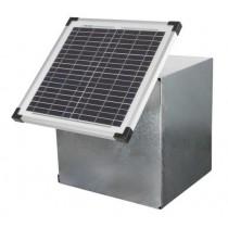 25 Watt Solarmodul