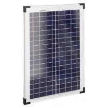 25 Watt Solarmodul für AKO Weidezaungeräte AN 3100, AD 2000, AD 3000